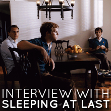 Interview with Sleeping at Last