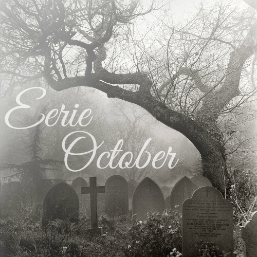 Eerie October playlist