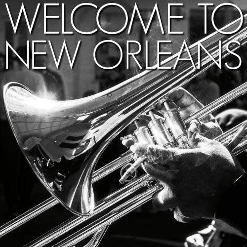 Welcome to New Orleans playlist