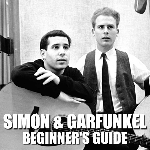 Simon & Garfunkel Beginner's Guide playlist