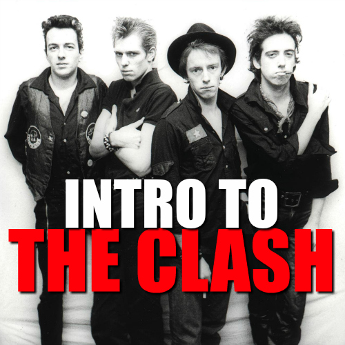 Intro to The Clash playlist